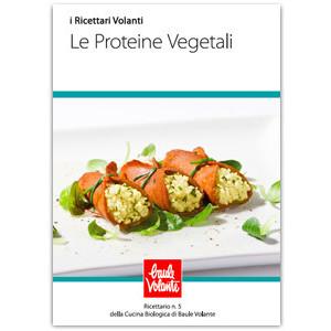 i ricettari volanti-  proteine vegetali