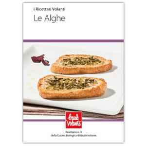 i ricettari volanti-  alghe