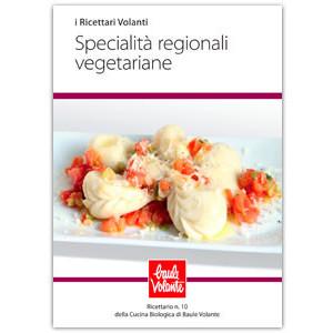 i ricettari volanti- specialita regionali vegetariane
