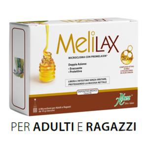 mellilax 6 microclismi adulti aboca