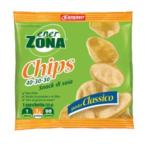 enerzona chips gusto classico 23g