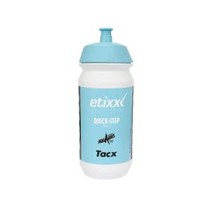 borraccia etixx quick step 500ml bici bianca - NO SPESE PER>80EURO