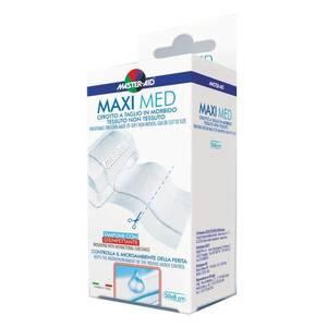 Master Aid Maxi Med Cerotto a taglio in morbido tessuto non tessuto 50x8cm
