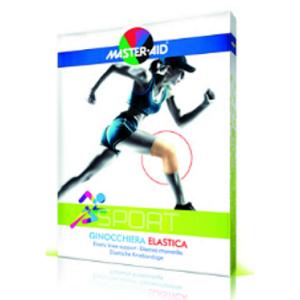 Master Aid Sport Ginocchiera Elastica -disponibile in 2 taglie-
