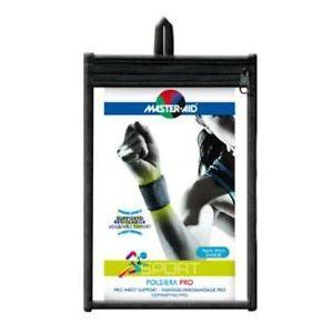 Master Aid Sport Polsiera Pro Taglia unica