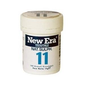New Era 11 natrum sulfuricum14%