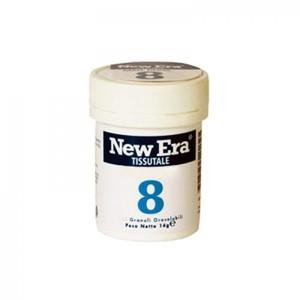 New Era tissutale 8 regolazione del sistema nervoso 240 granuli orosolubili