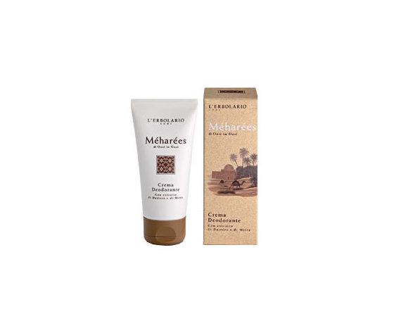 L'Erbolario Méharées Crema Deodorante 50ml