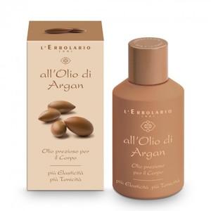 L'Erbolario All'Olio di Argan Olio Prezioso per il Corpo 125 ml