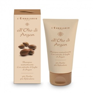 L'Erbolario All'Olio di Argan Shampoo Sostantivante 150ml