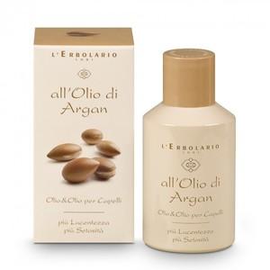 L'Erbolario All'Olio di Argan Olio&Olio per capelli 100ml