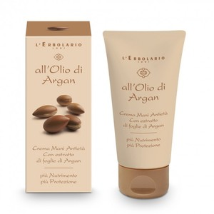 L'Erbolario All'Olio di Argan Crema Mani Antietà 75ml