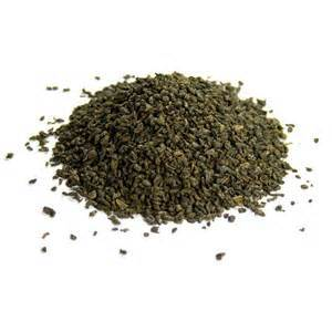 Te' verde gunpowder extra 50g