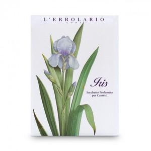 L'Erbolario Iris Sacchetto Profumato per Cassetti