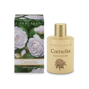 L'Erbolario Camelia Bagnoschiuma 300ml
