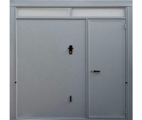 Porte Basculanti Coibentate