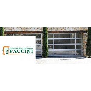 Portone sezionale Modello Residential aluminum