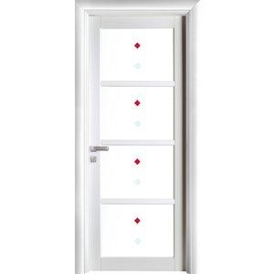 2032 vetro4 laccato bianco