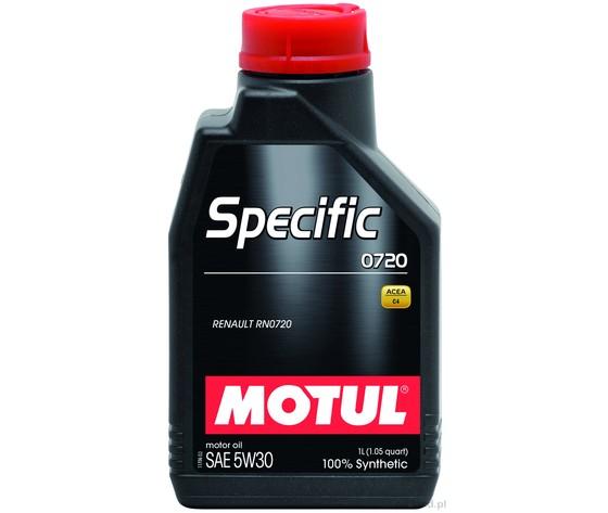 Motul specific RN0720 5w30