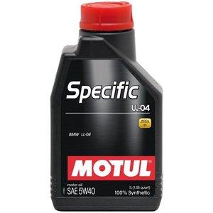 Motul specific LL04 5w40