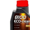 Motul 8100 eco clean c2 5w30