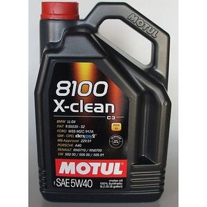 Motul xclean C3 5W40