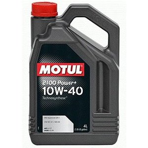 Motul 10w40 2100 power+