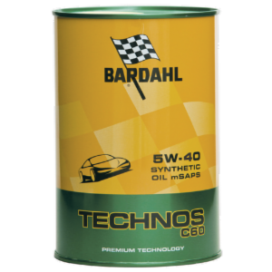 Bardahl 5w40 technos c60