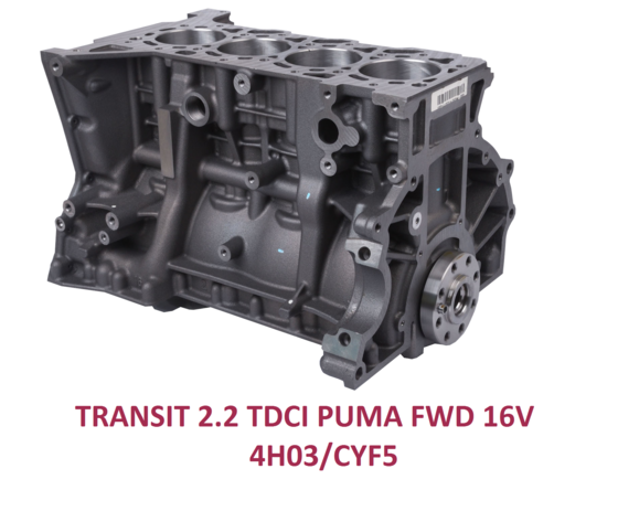 TRANSIT 2.2 TDCI PUMA FWD 16V