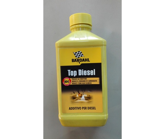 Additivo motore top diesel