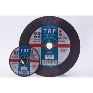 Conf. da 50 dischi da taglio Ø 115 x 1.6 TAF