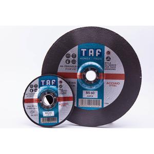 Conf. da 25 dischi da sbavo Ø 230 x 6.5 TAF