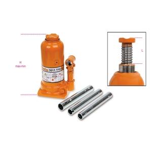 Sollevatore idraulico a bottiglia 10ton