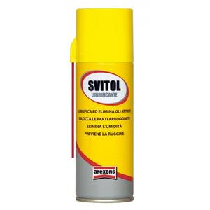 Svitol spray 400 ml AREXONS