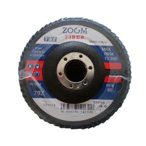 Pacco da 10 dischi lamellari in zirconio