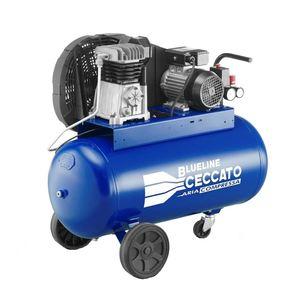 Compressore CECCATO 90lt 2Hp azionamento a cinghia