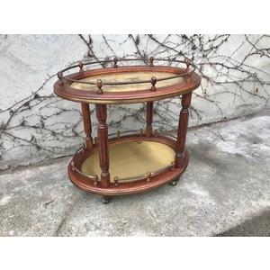 Carrello Porta Liquori/Vivande da Salotto - Restaurato (in corso d'opera)