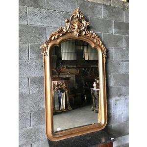 Specchiera Luigi Filippo con Cimasa - Restaurata (in corso d'opera)