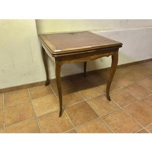 Elegante Tavolino Luigi XV Allungabile - Restaurato (in corso d'opera)