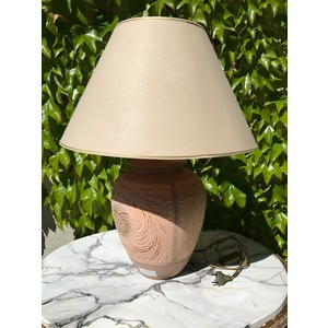 Lampada in Ceramica Sabbia
