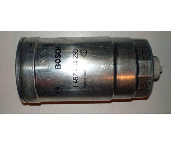 Filtro Bosch per Fiat, Lancia e Alfa Romeo