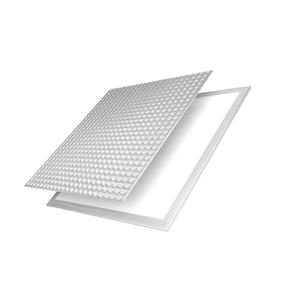 Led panel 6060 50W WW prismatic