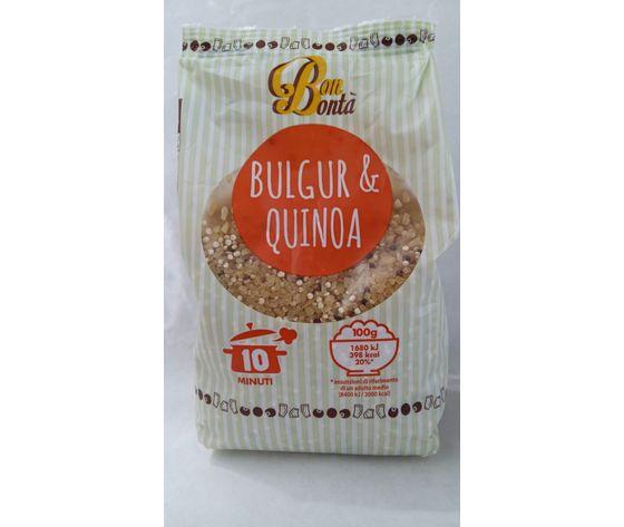 Bulgar & Quinoa