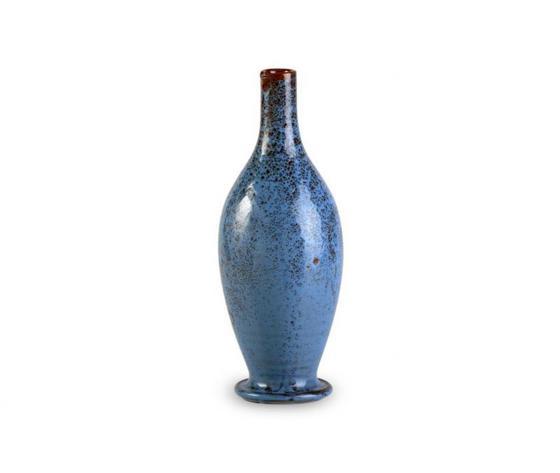 Oliera con salvagoccia Fascino Antico Blu