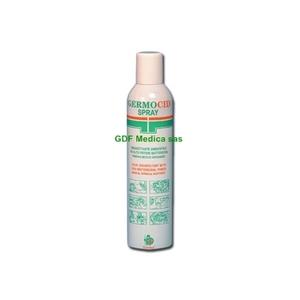 GERMOCID DISINFETTANTE SPRAY - 400 ml - 12pz.