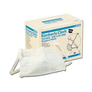 Mascherine chirurgiche 3 strati con lacci - Tecnol Lite One - Conf. 50 pz.