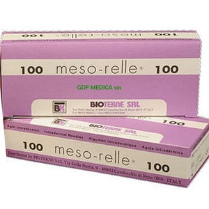 AGHI MESORELLE 30GX4 mm. - box 100 pz.