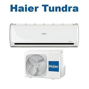 condizionatore haier 9000 btu modello Tundra Inverter A++
