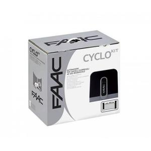 Faac Cyclo Kit 24 per cancelli scorrevoli 1059995