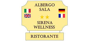 Albergosala banner